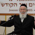 YK15 Day 3 Rav Yitzchok Zilberstein