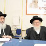 YK15 Day 4 Rav Yitzchok Scheiner and Rav Tzvi Kushelevsky