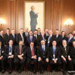 Agudath Israel of America National Board of Trustees Leadership Mission to Washington