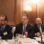 Leon Goldenberg, David Gross and Jan Loeb