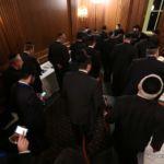 Maariv at the Capitol