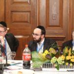 Ronald Wilhelm, Ariel Sadwin, Moshe Gold