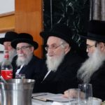 Rabbi Hillel David, Dr. Aaron Twerski, Rabbi Yisroel Belsky, The Vyelepole Rebbe