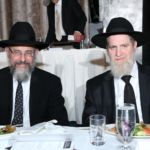 Rabbi Dovid Harris and Rabbi Akiva Grunblatt