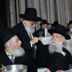 Rabbi Shloime Mandel, Rabbi Shimshon Sherer, Rabbi Hillel David