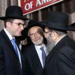Naftali Beren, Mordechai Friedman, Rabbi Shmuel Kamenetsky, Rosh HaYeshiva, Yeshiva of Philadelphia, Chaim Kuperwasser