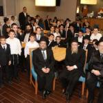 Conv2015 Avos U_Banim Rabbi Ephraim Levi, Rabbi Aharon Dovid Goldberg, Rabbi Labish Becker