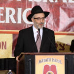 Conv2015 Motzoei Shabbos Rabbi Chaim Dovid Zwiebel, Executive Vice President, Agudath Israel of America