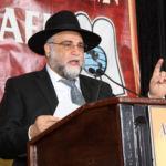 Conv2015 Motzoei Shabbos Rabbi David Ozeri, Rav_Congregation Yad Yosef