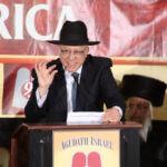 Conv2015 Motzoei Shabbos Rabbi Yosef Chaim Golding, Chief Operating Officer, Agudath Israel of America