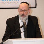 Rabbi Avi Shafran, Director of Public Affairs, Agudath Israel of America