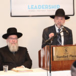 Rabbi Moshe Tuvia Lieff, Rav, Agudath Israel Bais Binyomin Rabbi Dr. Yitzchok Lob Psy.D., Licensed Clinical Psychologist, Private Practice, Chicago, IL