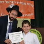 Presentation of Awards by Rabbi Shaya Dovid Kaganoff, Event Coordinator