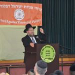 Rabbi Ephraim Levi,  National Director Pirchei Agudas Yisroel of America