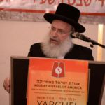 Harav Asher Weiss giving shiur Hakdama