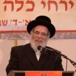 Harav Pinchos Friedman, Rosh HaKollelim Belz