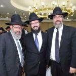 Rabbi Kalman Baumann, Rabbi Moshe Matz, Rabbi Yisroel Niman