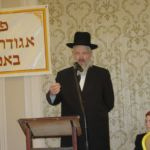 Rabbi Ezriel Erlanger Shlita