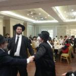 Rabbi Levi, Rabbi Yehuda Schwartz, R\' Asher Dovid Katz & Bentzy Rosenberg