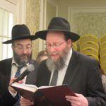 Rabbi Maimon Elbaz & Rabbi Shraga Berlin