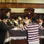 Reading from the Torah