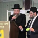 Rabbis Schachter and Levi