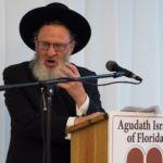 Rabbi Moshe Scheinerman, Rav, Kehilas Kollel Bnei HaYeshivos