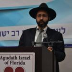 Rabbi Shaya Dovid Kaganoff, Director, Pirchei Agudas Yisroel of Florida