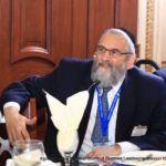 Dr. Irving Lebovics, president, Agudath Israel of California