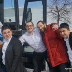 Pirchei Agudas Yisroel of Montreal Siyum Mishnayos12