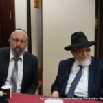 NYC Councilman Mark Levine Addresses Agudath Israel Lay Leadership (1)