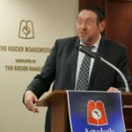 NYC Councilman Mark Levine Addresses Agudath Israel Lay Leadership (2)
