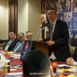 NYC Councilman Mark Levine Addresses Agudath Israel Lay Leadership (5)