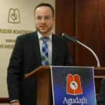 NYC Councilman Mark Levine Addresses Agudath Israel Lay Leadership (6)