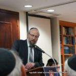 NYC Councilman Mark Levine Addresses Agudath Israel Lay Leadership (7)