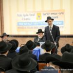 Rabbi Chaim Dovid Zwiebel, Executive Vice President, Agudas Yisroel of America