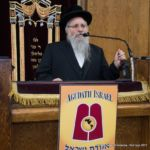 Rabbi Avrohom Nisan Perl, national director, Commission on Torah Projects