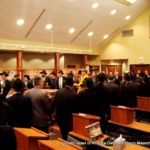 Dancing after the siyum
