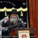 HaRav Avrohom Schorr shlita, Marah D'Asrah of Bais Medrash Nezer Gedalyahu