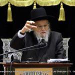 HaRav Moshe Hillel Hirsch shlita, Rosh HaYeshiva, Slabodka