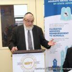 Rabbi Shmuel Lefkowitz, Rabbi Yeruchim Silber