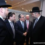 Rabb Davidi Lau, Chief Ashkenazi Rabbi...