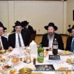 Rabbi A.D. Motzen, Rabbi Chaim Dovid Zwiebel, Rabbi Ahron Levitansky, Rabbi Meir Bulman