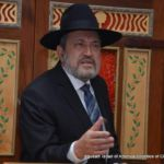 Rabbi Dovid Zagari, Rav and Founder of Torat Chaim Institutions, Los Angeles, CA