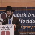 Rabbi Moshe Matz, Executive Director, Agudath Israel of Florida