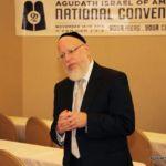Rabbi Yonason Saks -- Edison Highland Park