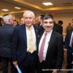 Assemblyman Eric Houghtaling and Raphael Zucker