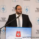 Rabbi Avi Schnall, Director, Agudath Israel\'s New Jersey Office