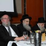 Rabbi Elya Brudny, Rabbi Yaakov Horowitz, Rabbi Aharon Feldman