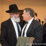 Rabbi Meyer and Senator Bob Singer